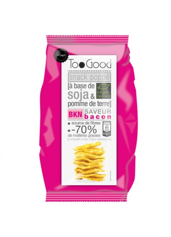 Chips poppé au Bacon 85G