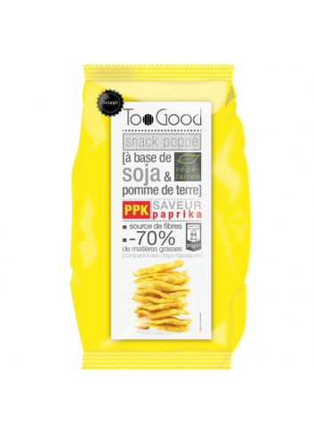 Chips poppé au Paprika 85G