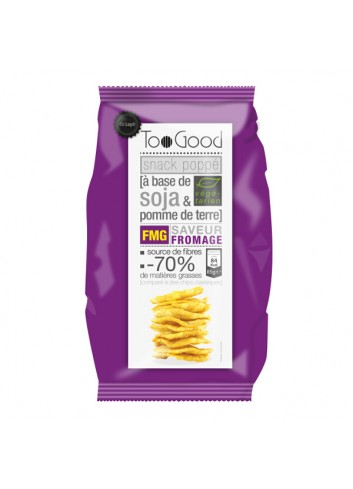 Chips poppé au Fromage 85G