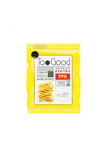 Gepopte chips met Paprika 25g