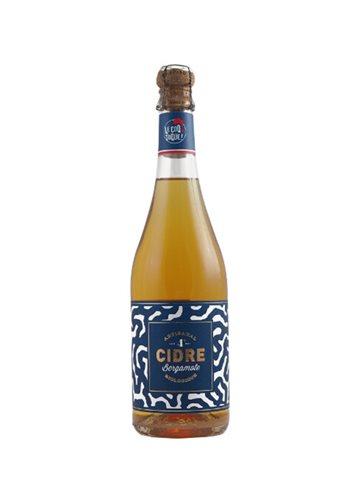 Cider met Bergamot uit Calbrië 4° BIO 75cl