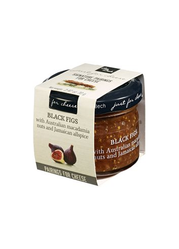 Mini Just for Cheese Figues noires, macadamia & allspice Jamaicain 70g