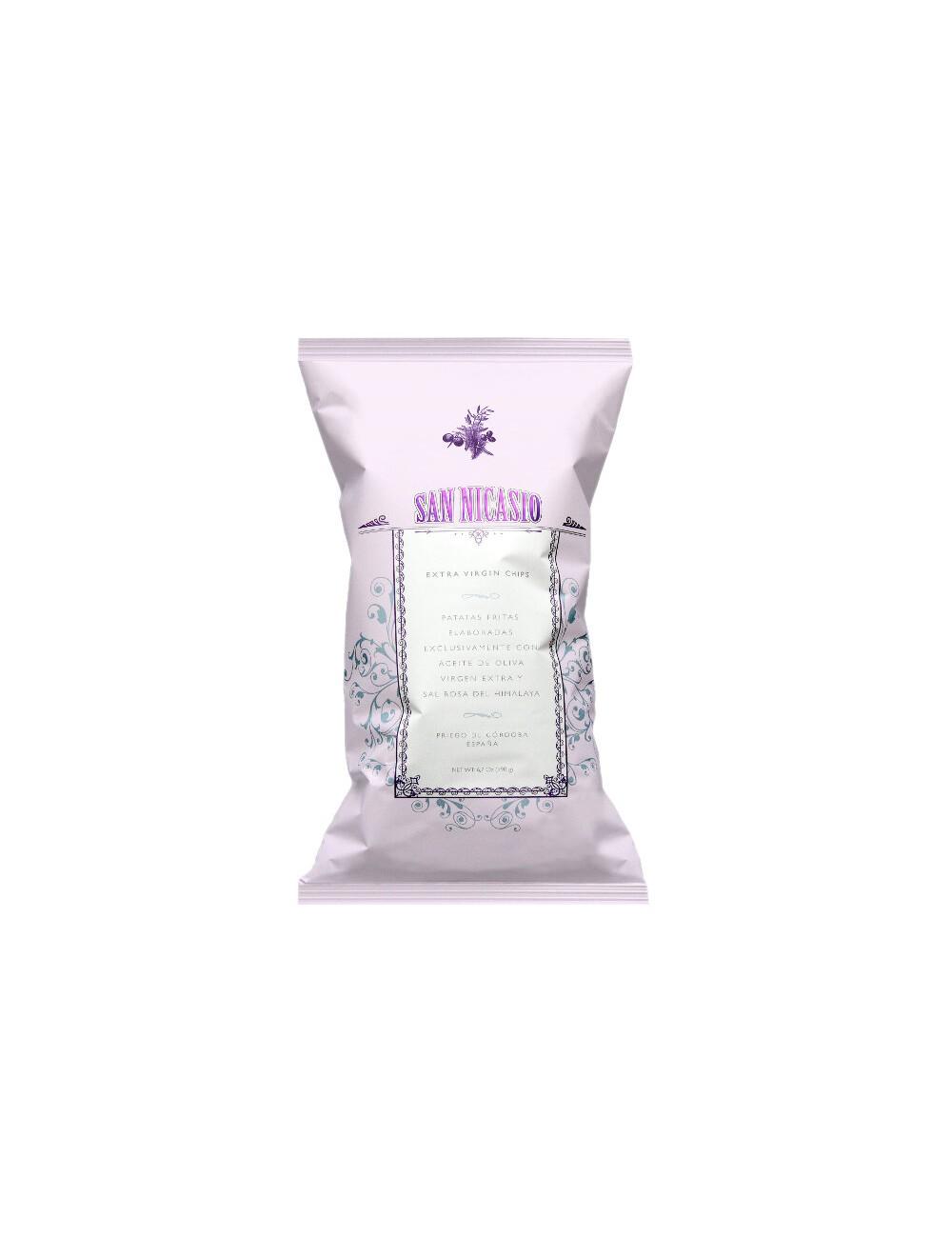 Chips Huile Olive EV & Sel Himalaya 150g