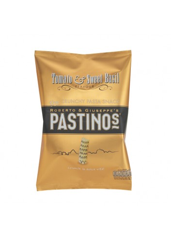 Pasta chips Tomaat & Basilicum 150g