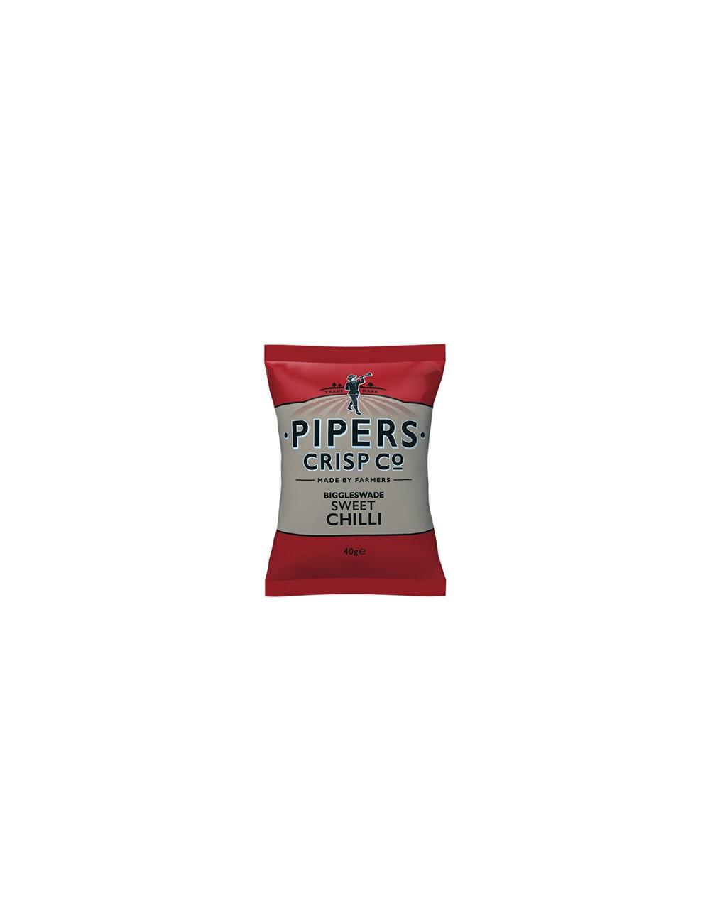 Chips Biggleswade Sweet Chilli 40g