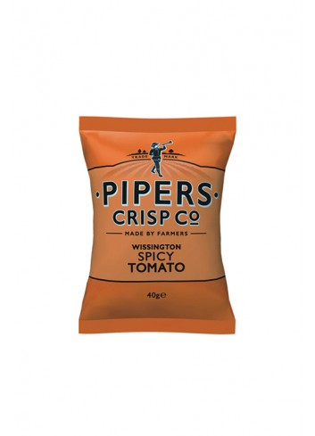 Chips Tomate Piquante 40g