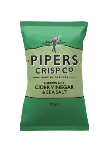 Chips Burrow Hill Vinaigre de Cidre & Sel 150g