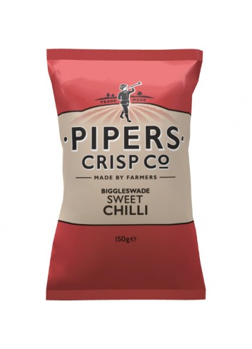 Chips Biggleswade Sweet Chilli 150g