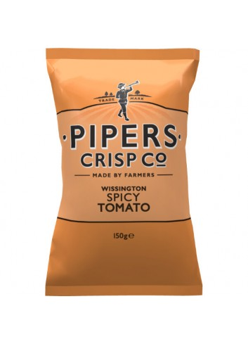 Chips Tomate Piquante 150g