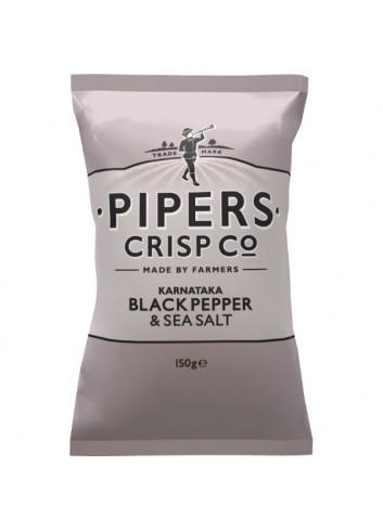Chips Poivre Noir & Sel 150g