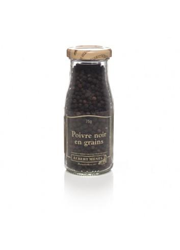 Zwarte peperbolletjes 75g