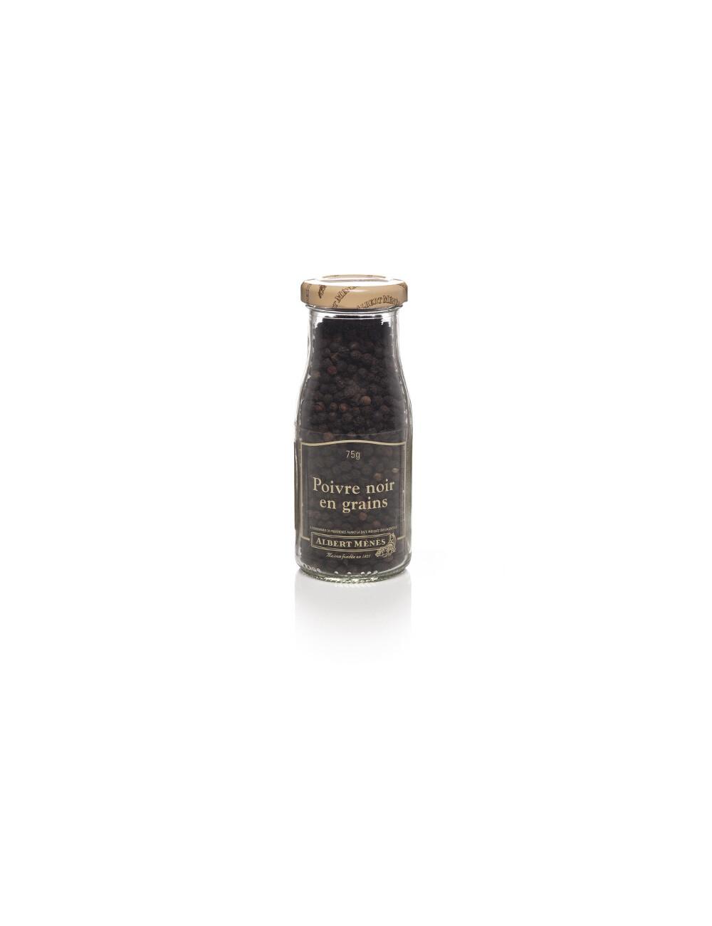 Poivre Noir en Grains 75 g