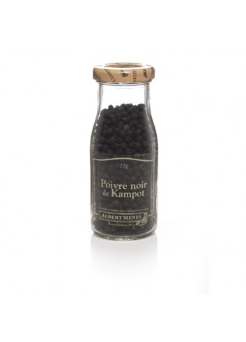 Poivre de Kampot noir 72 g