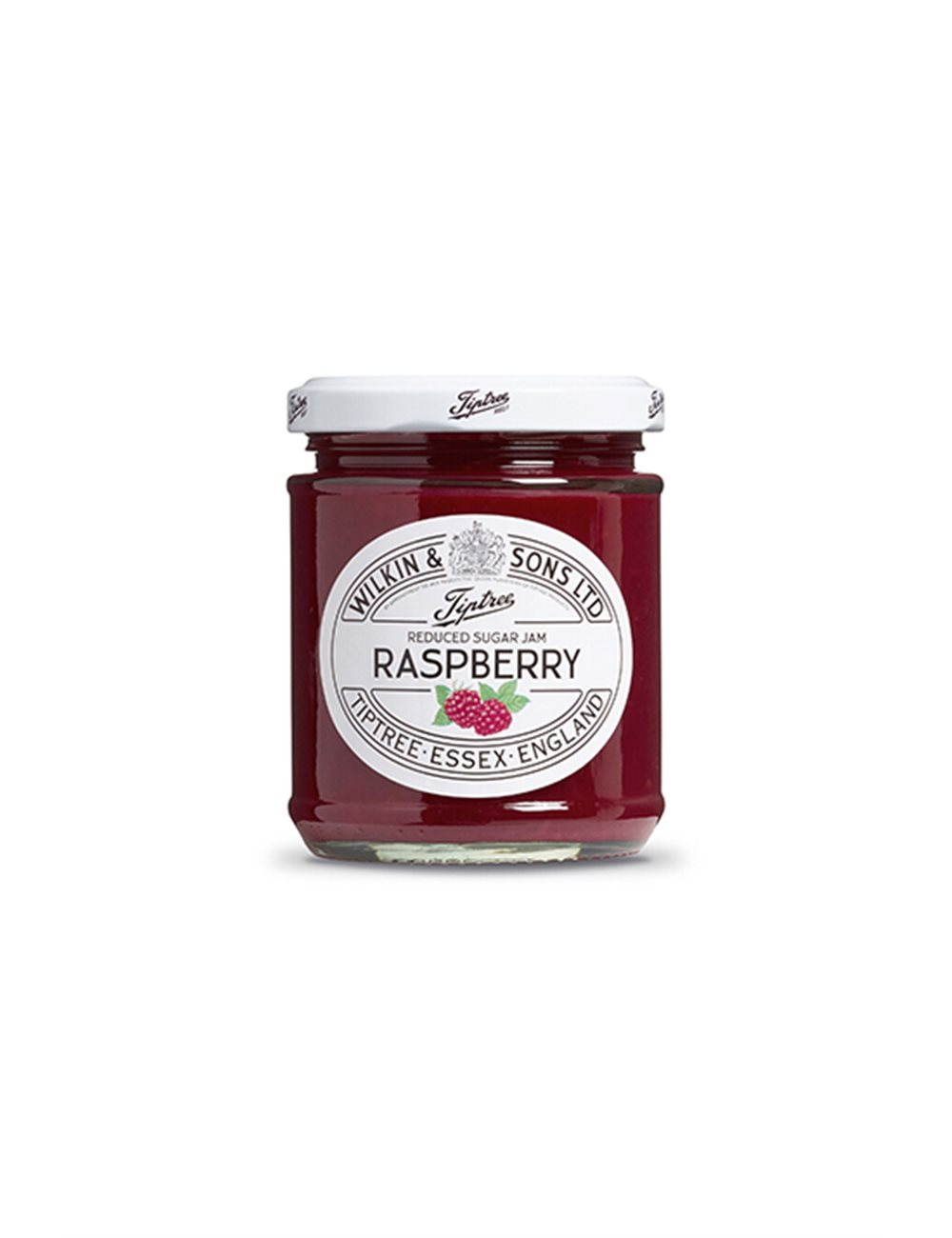 Reduced Sugar Preserve Raspberry 65% 200g