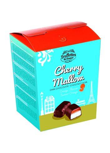 Marshmallows sinaas zwarte choc 100g
