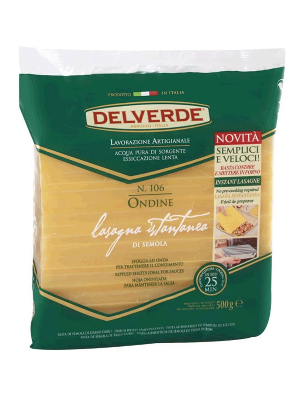 Ondine (lasagne) N°106 - 500g