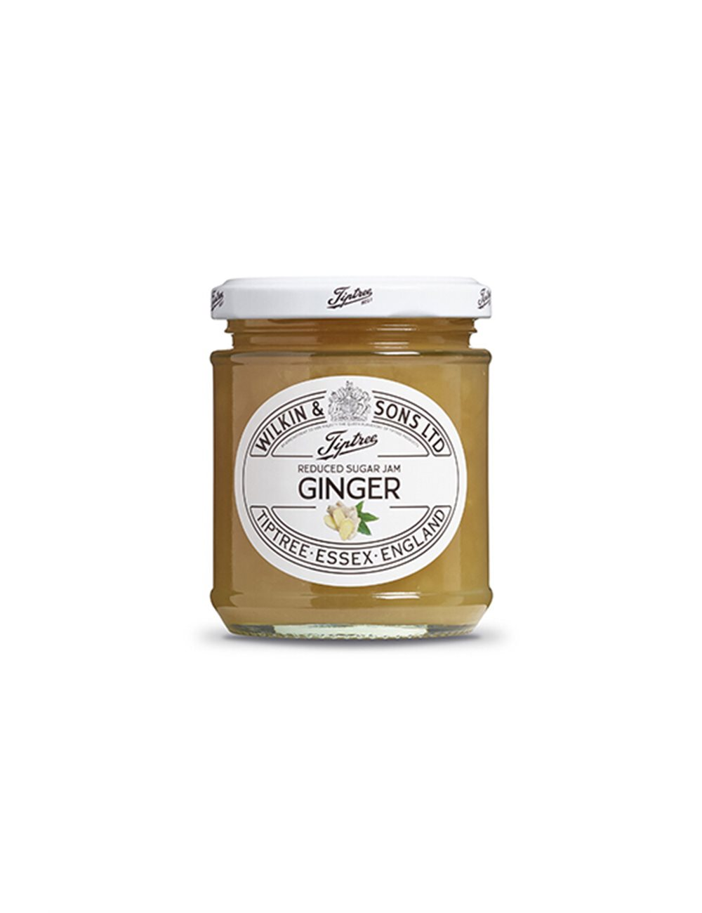 Reduced Sugar Preserve Ginger Marmalade 80% 200g