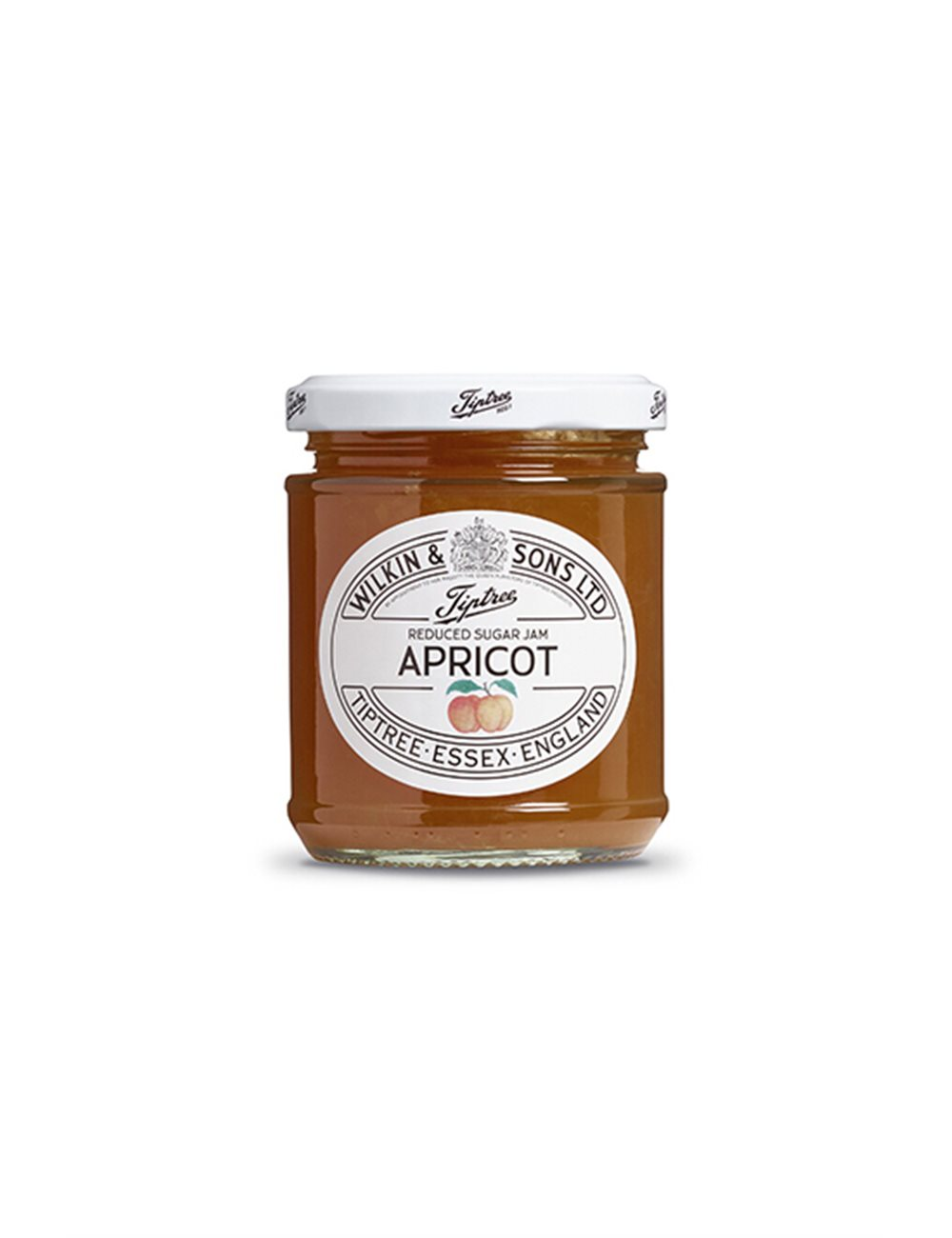 Reduced Sugar Preserve Apricot Marmalade 71% 200g
