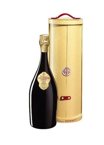 Gosset Champagne Célébris Coffret 75cl