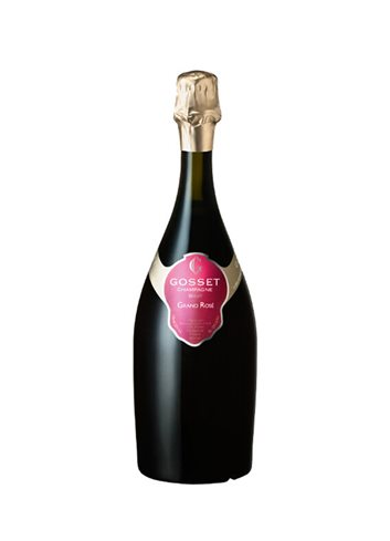 Gosset Champagne Grand Rosé 75cl
