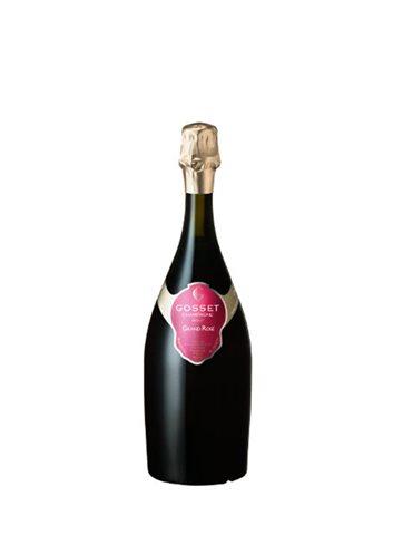 Gosset Champagne Grand Rosé 37.5cl