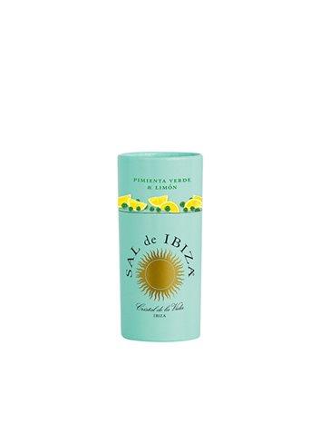 Sel Granito, Piments- & Citron Vert 85g