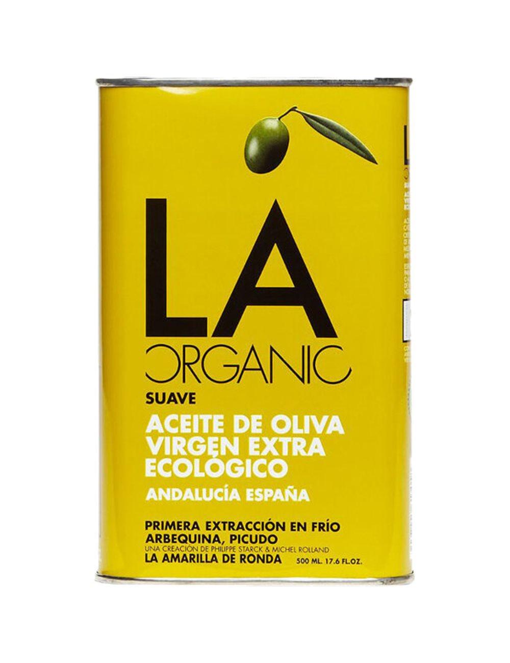 Extra zuivere olijfolie Suave 500ml