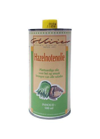 Hazelnotenolie 50cl
