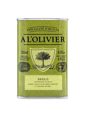 Bid. Vert Huile d'Olive Basilic 250ml