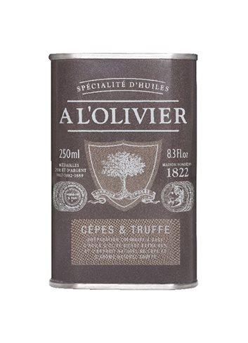 Bid. Brun Huile d'Olive Cèpes et Truffe 250ml