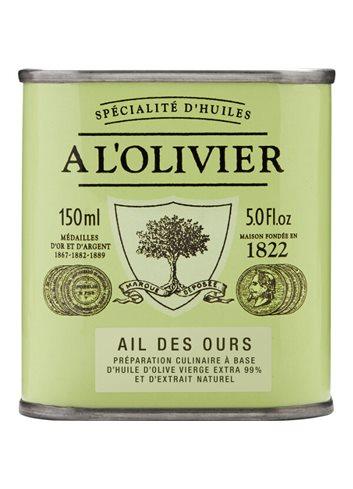 Bid. Lichtgroen olijfolie met wilde look 150ml