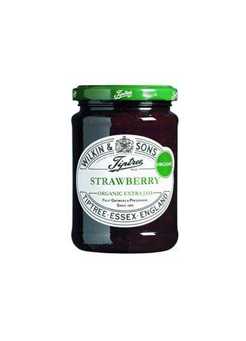 Strawberry Organic Jam 340g