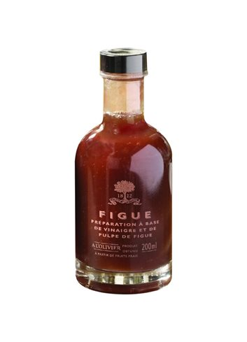 Vinaigre à la pulpe de Figue 200ml