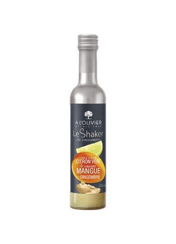 Shaker Olijfolie Limoen & Mango azijn & Gember 20cl