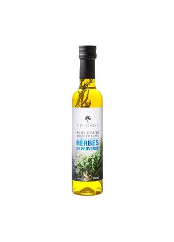 Olijfolie met Provençaalse kruiden 25cl