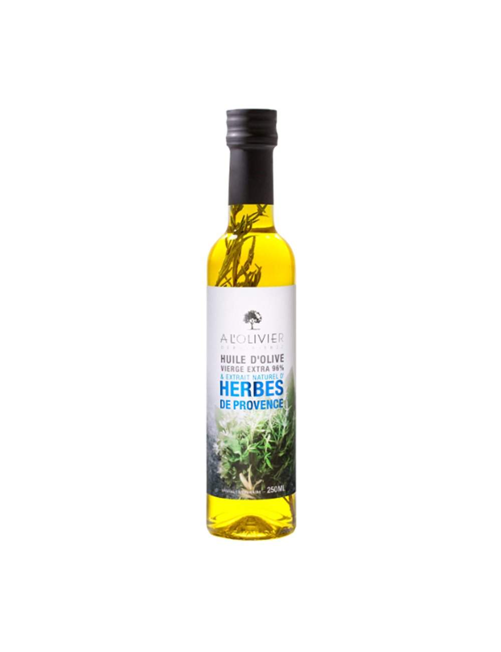 huile olive infusee