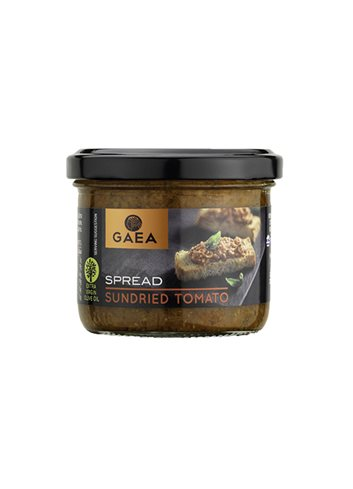 Zongedroogde Tomaten Tapenade 125 ml