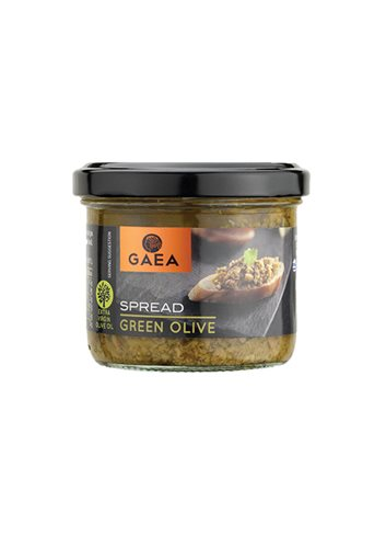 Tapenade d'olives vertes 125 ml