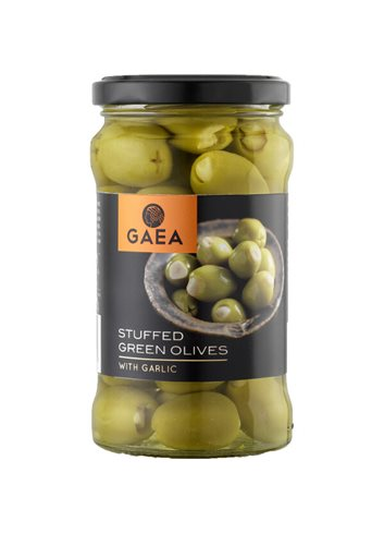 Olives vertes farcie à l'ail 315ml