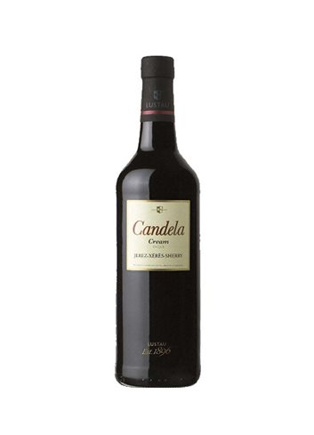 Candela Cream Sherry 75cl