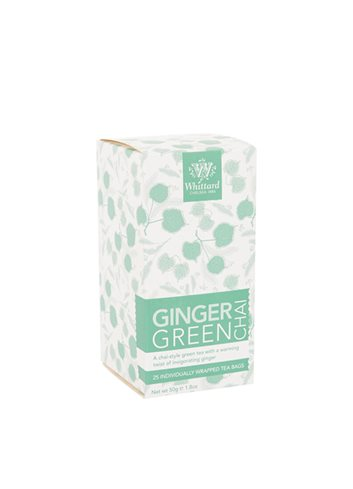 Green Ginger Chai Tea