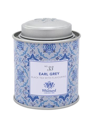 Tea Discoveries Earl Grey Caddy