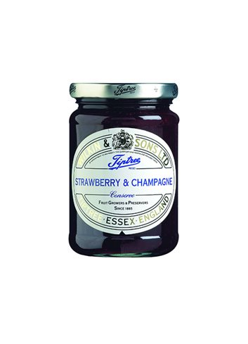 Strawberry & Champagne 340g