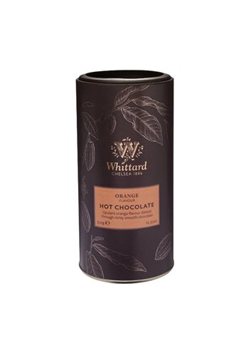 Orange Hot Chocolate 350g