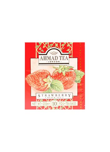 Strawberry Teabags 10's