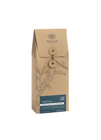 Losse thee pouch - Earl Grey 100g