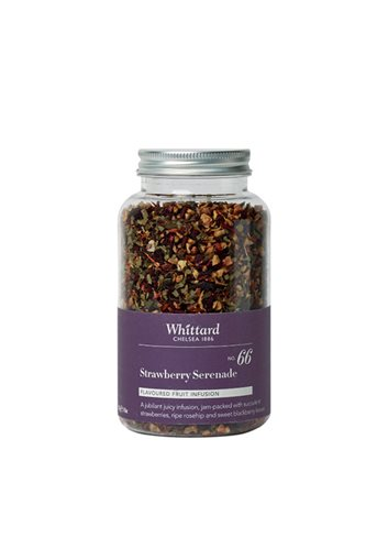 Bouteilles infusions - Strawberry Serenade 135g