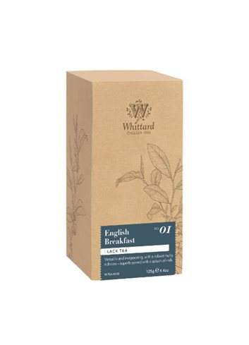 Traditionele theezakjes 50s - English Breakfast 125g