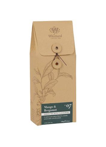 Poche thé vrac  - Mango & Bergamot 100g