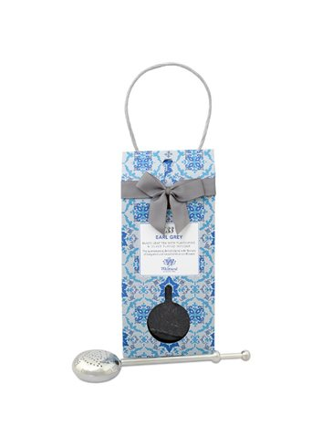 Loose Earl Grey Tea Pouch & Infuser Tea Discoveries 100g